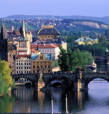 Trevlig weekend i Prag